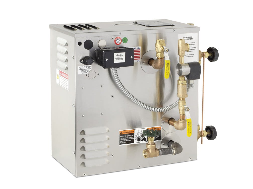 MBA Series Steam Boilers Steam boiler sold by Sussman Electric Boilers