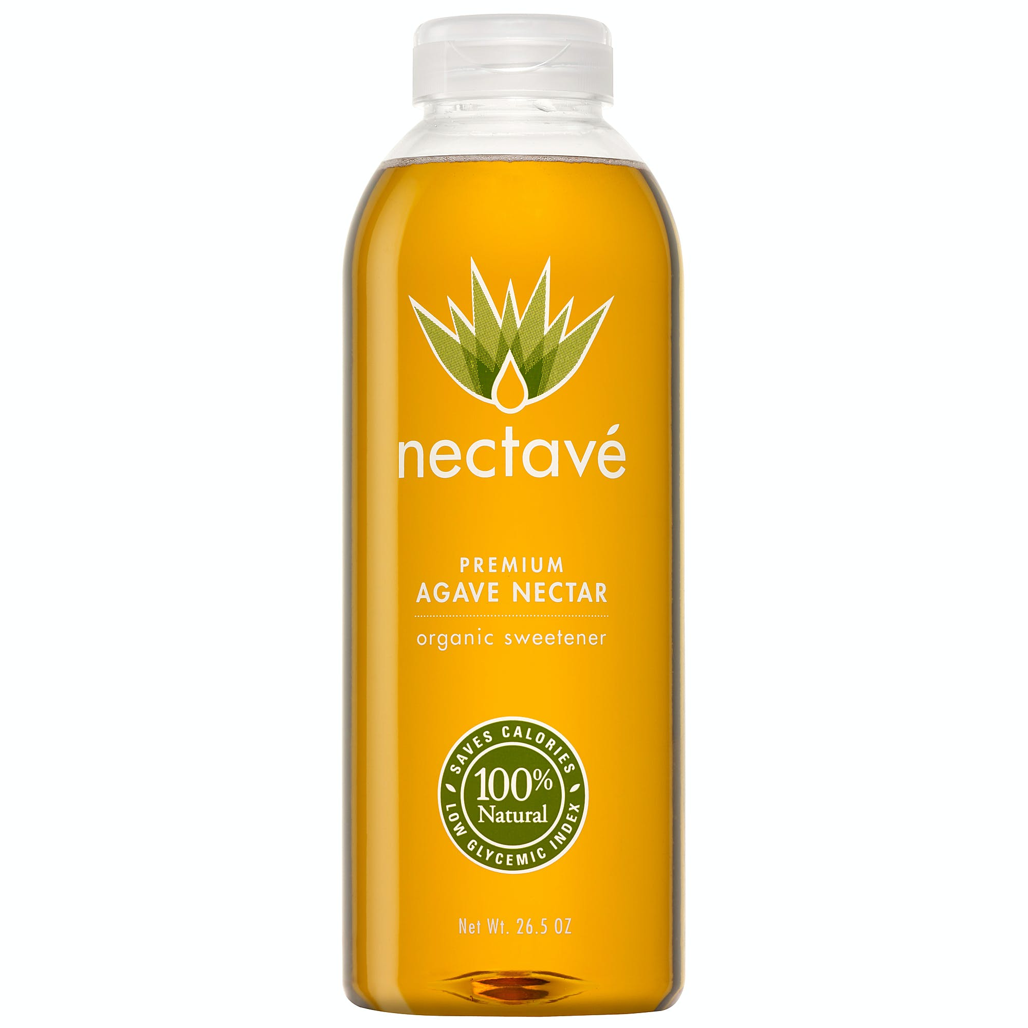 Organic Agave Nectar Boston Round - sold by M5 Corporation