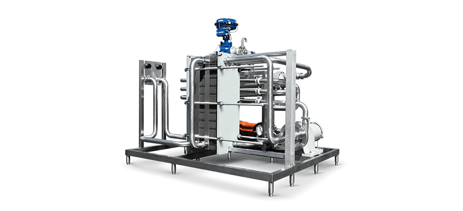 SigmaTherm Pasteurizer sold by API Heat Transfer