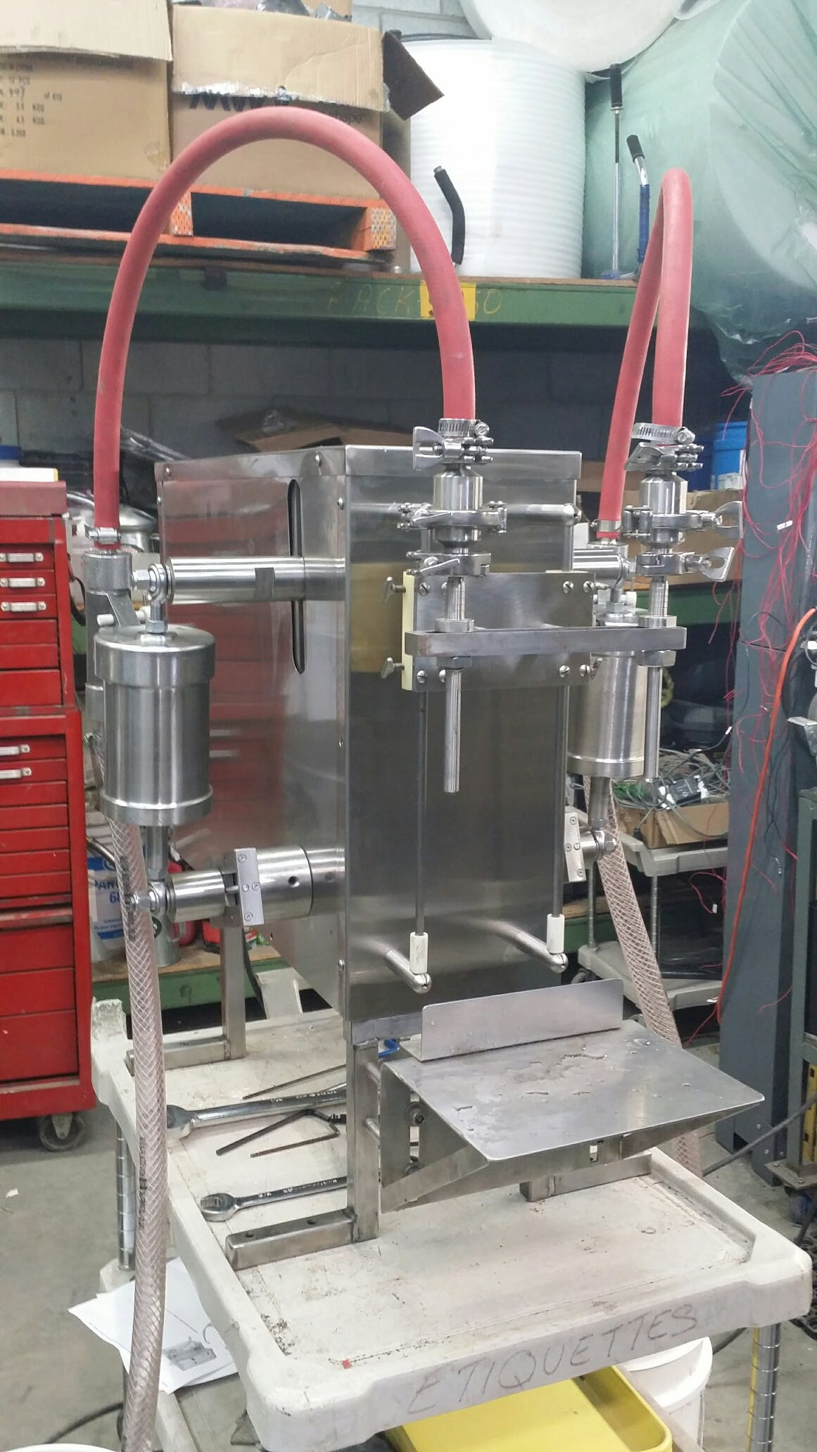 (REFURBISHED) 2 Piston Filler