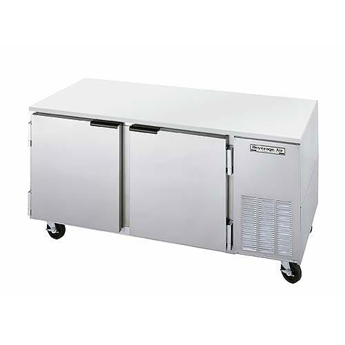 "Beverage Air - UCR67A 67"" Undercounter Refrigerator Commercial refrigerator sold by Food Service Warehouse"
