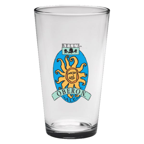 16 oz. Pint Glass - Jet Direct Beer glass sold by MicrobrewMarketing.com