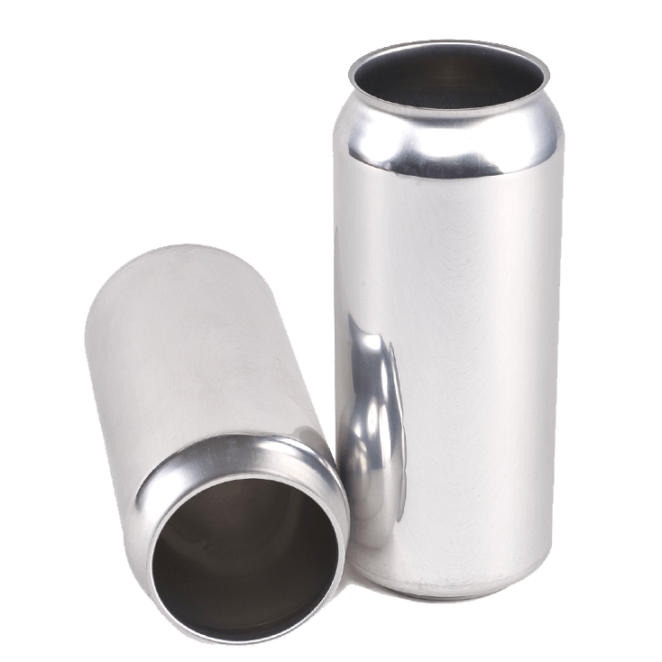 16oz (473ml) aluminum beverage can - 16oz Standard Shrink-Sleeved Can - sold by American Canning