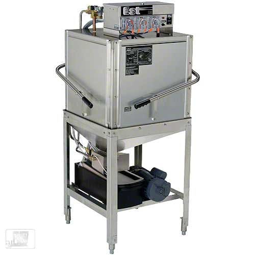 CMA Dishmachines - EST-C 40 Rack/Hr Door-Type Corner Dishwasher Commercial dishwasher sold by Food Service Warehouse