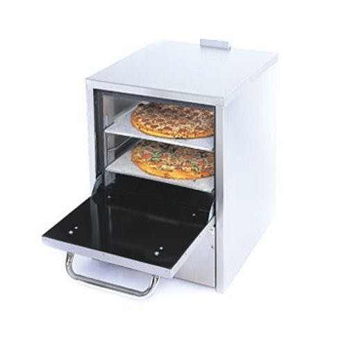 "Comstock Castle | PO19 Countertop Gas Pizza Oven w/ 19 1/2"" Wide Hearth (25K BTU) Pizza oven sold by Mission Restaurant Supply"