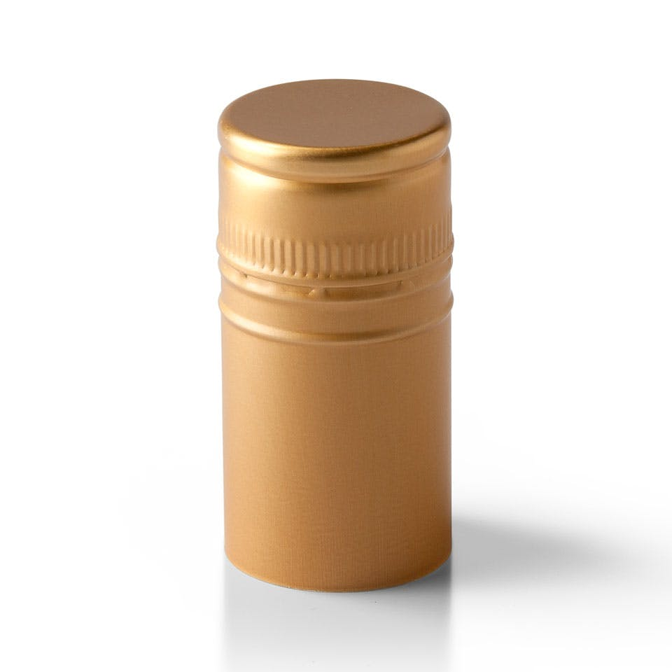 Stelvin Closures Bottle capsule sold by TricorBraun WinePak