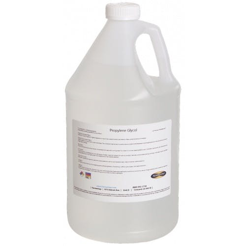 Propylene Glycol - One Gallon Propylene glycol sold by MoreFlavor