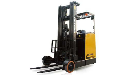 YB20 - Reach truck Forklift sold by CHERY FORKLIFT(NEW YORK) INC