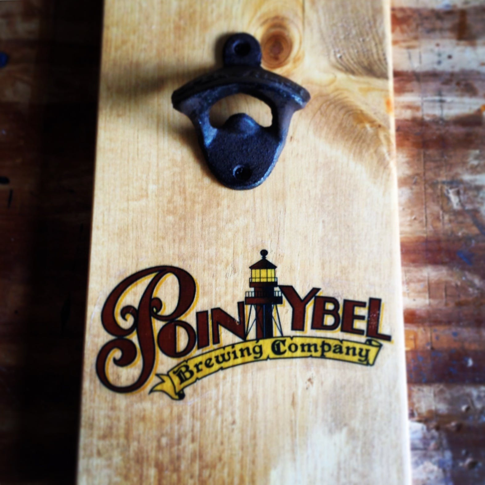 Magnetic Catch Bottle Openers - sold by Palm City Tap Handles