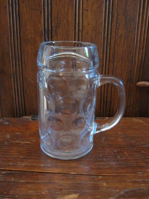 21 oz. Isar Mug Beer glass sold by Promotional Concepts of Wisconsin