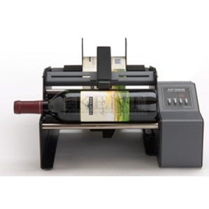 Semi-Automatic Labeling Machine AP-362 Bottle labeler sold by GW Kent