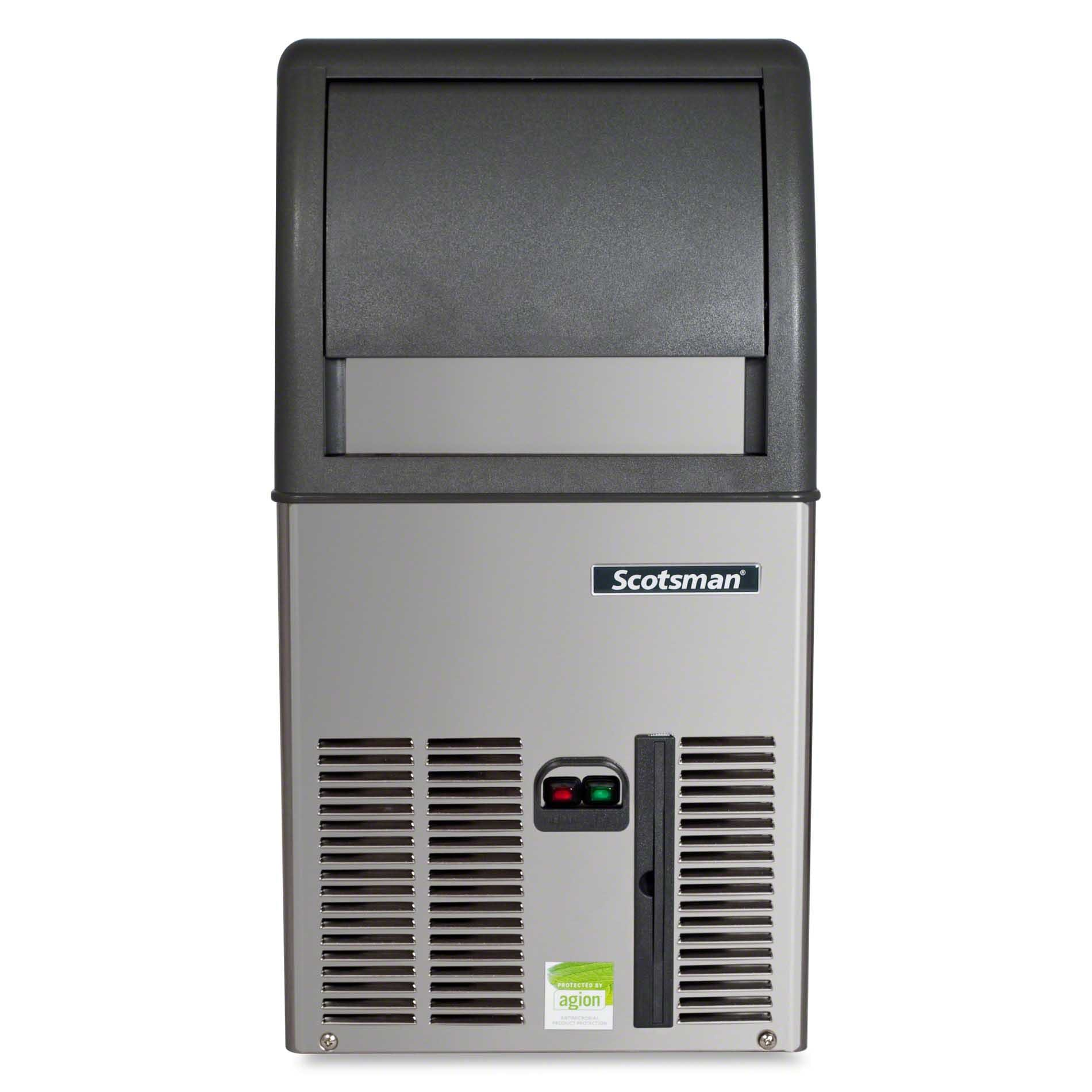 Scotsman - CU0515GA 84 lb Undercounter Gourmet Ice Machine Ice machine sold by Food Service Warehouse