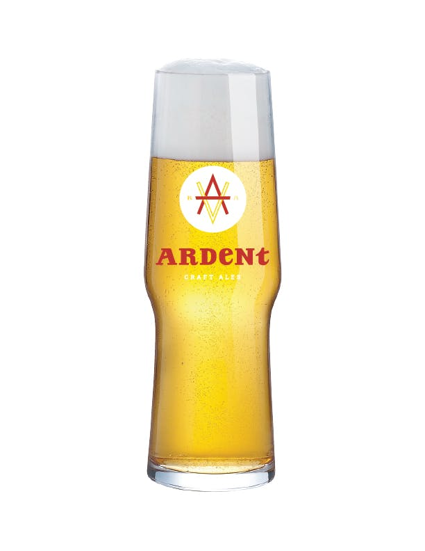 30-3893 - ARC 16 oz Evolution Pilsner Beer glass sold by ARTon Products