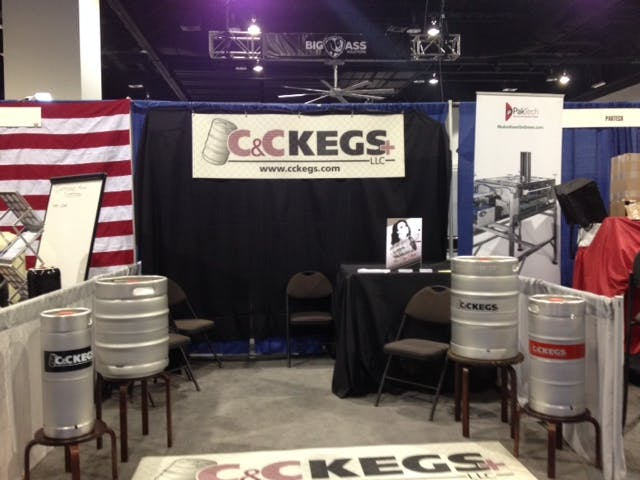 CBC-Denver - German made Schaefer kegs with the D style fitting - sold by C&C Kegs [CLOSED]