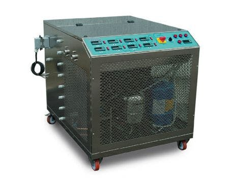 Winus C2-W11 Glycol chiller sold by Prospero Equipment Corp.
