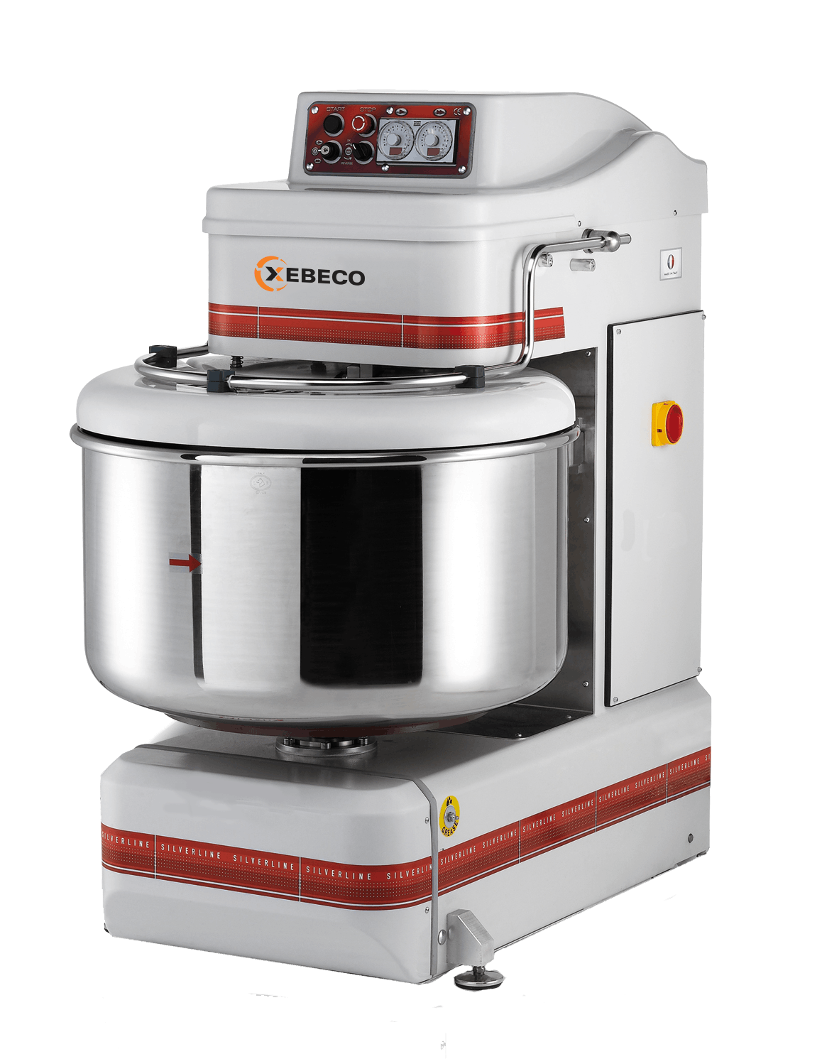 XeRL175 Redline Mixer with Fixed Bowl Mixer sold by Pizza Solutions