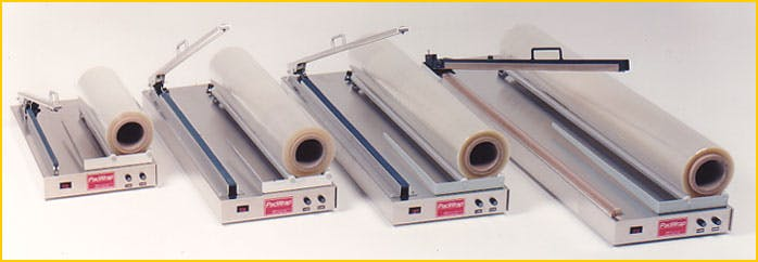 PacWrap Shrink Wrapping Bar Sealers Made in USA Shrink wrapper sold by ATW Manufacturing Co., Inc.