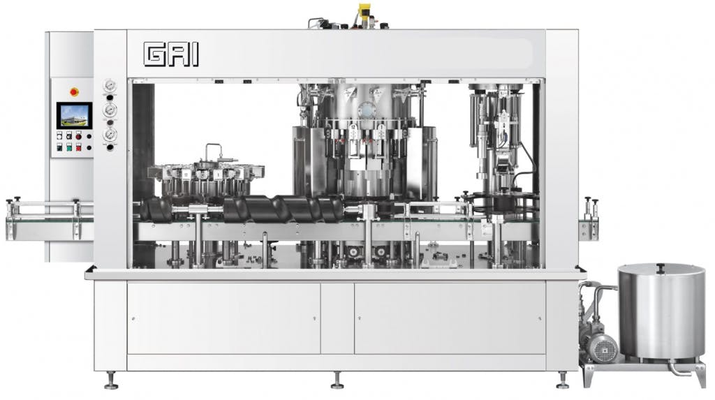 GAI 8031 FM BIER Monoblocks Monoblock sold by Prospero Equipment Corp.