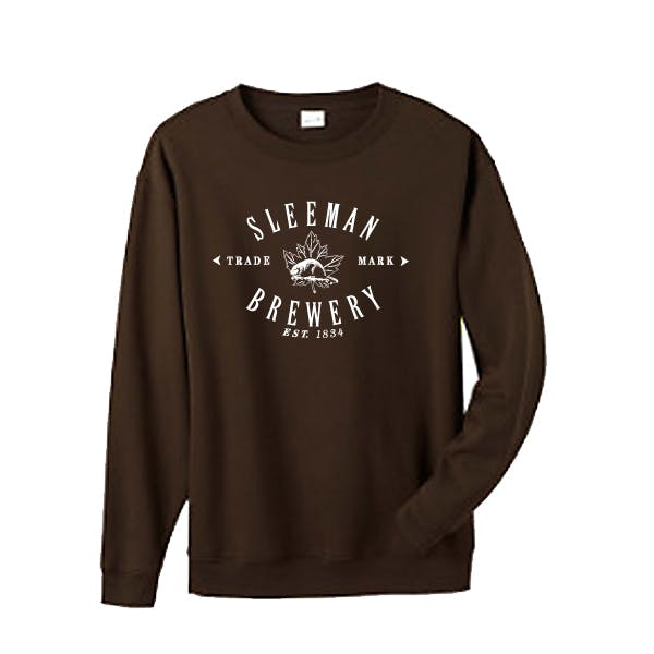 Anvil Organic Cotton/Recycled Polyester Sweatshirt Promotional apparel sold by MicrobrewMarketing.com
