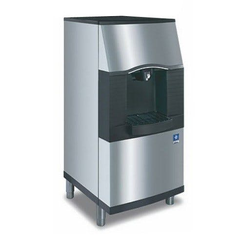 Manitowoc Coin Operated Vending Ice Dispenser (118 lb capacity) Ice dispenser sold by pizzaovens.com