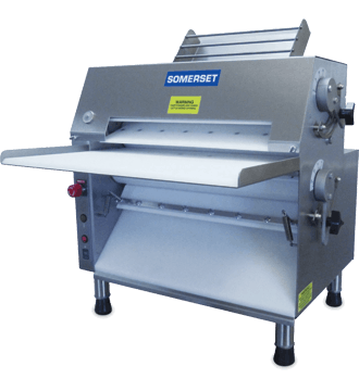 Pizza Dough Roller Dough sheeter sold by Somerset Industries