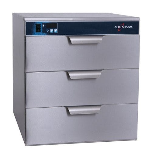 Alto-Shaam Inc. 500-3D Warming Drawer, Three Drawer, Electric Food warmer sold by Mission Restaurant Supply
