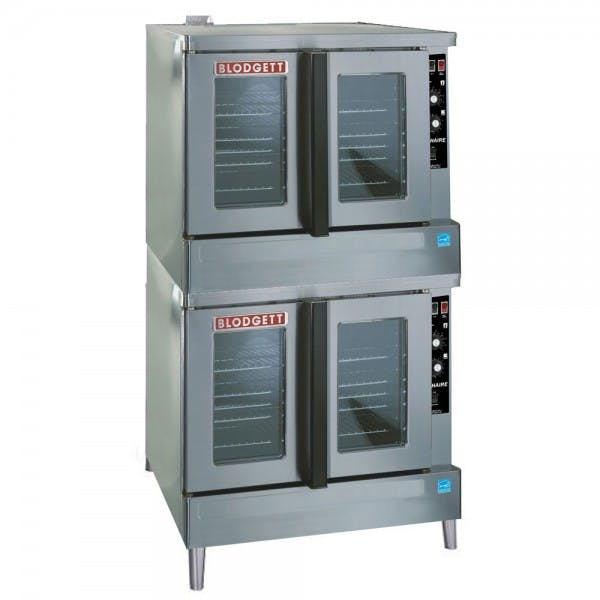 Zephaire Full Size Stainless Double Stack Convection Oven