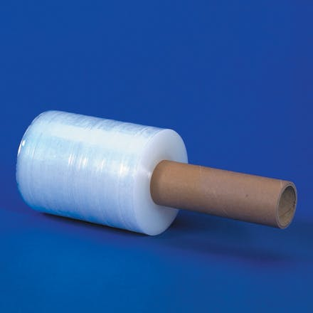 Extended Core Bundling Film Wrap Cast Stretch wrap sold by Ameripak, Inc.