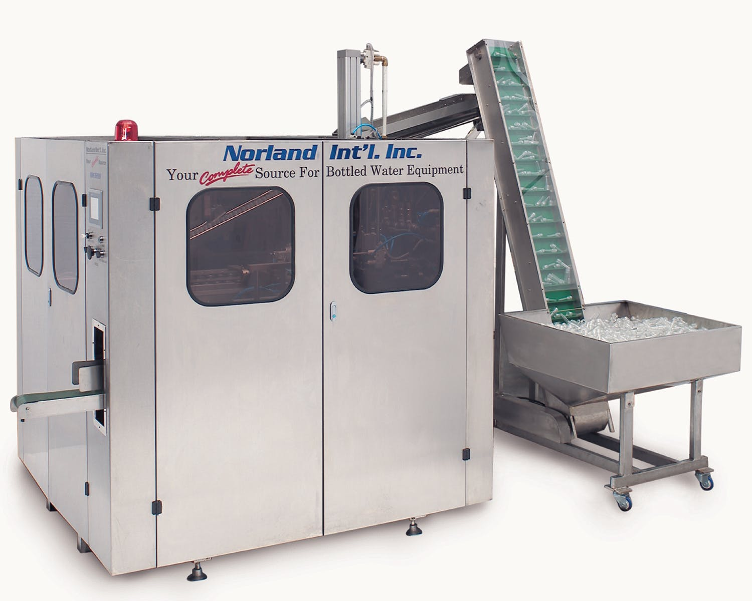 Freedom 3000 - Blow Molder (Designed for water bottles only) - sold by American Beer Equipment