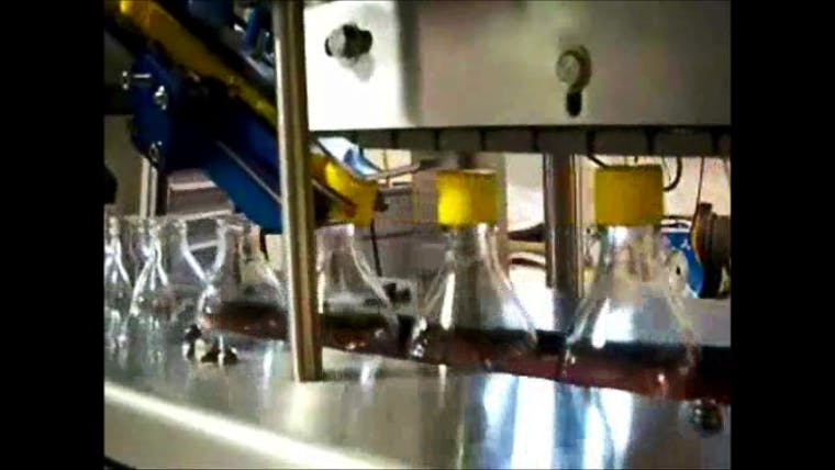 Capping Machines Bottle capper sold by Liquid Packaging Solutions