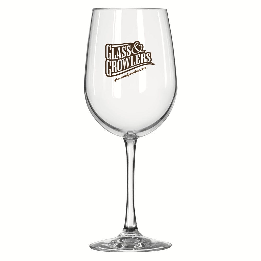 Vina Tall 18.5 oz Glass Wine glass sold by Glass and Growlers