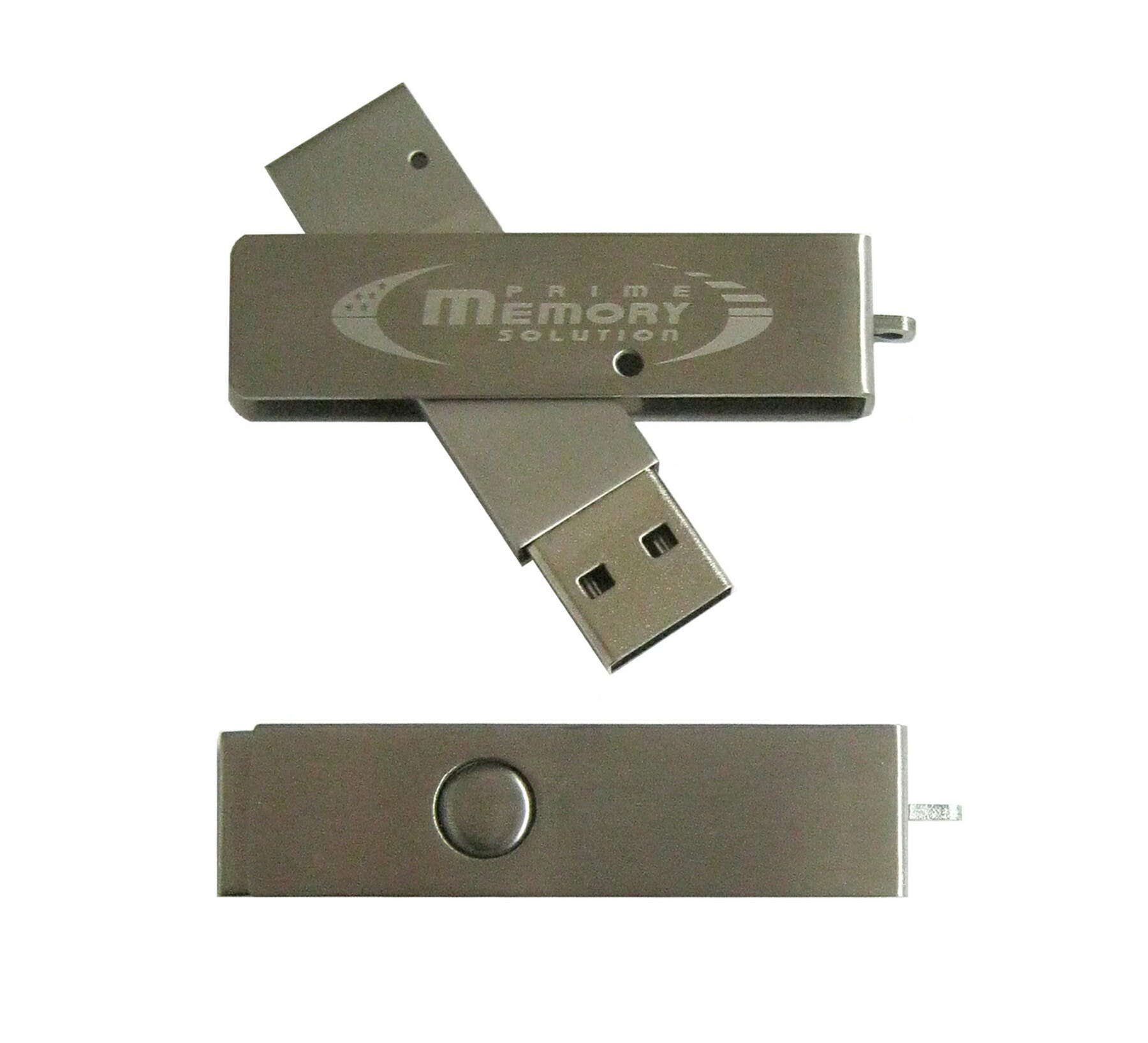 High Roller USB Flash Drive (Item # PDMIQ-HUYLX) Promotional flash drive sold by InkEasy