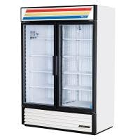 True GDM-49F-LD 49 Cu. Ft. Glass Door Merchandising Freezer - LED Merchandiser sold by Prima Supply