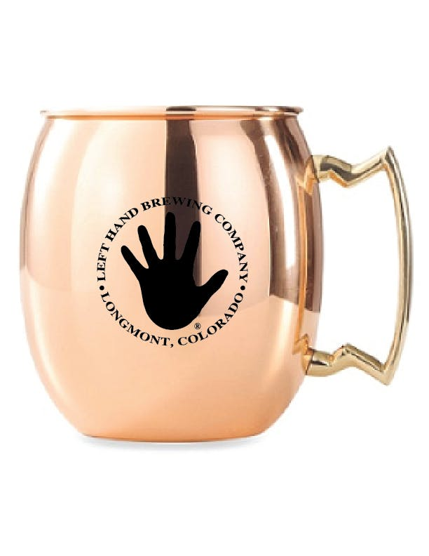 TSMM20 - 20 oz Copper Moscow Mule Copper mug sold by ARTon Products