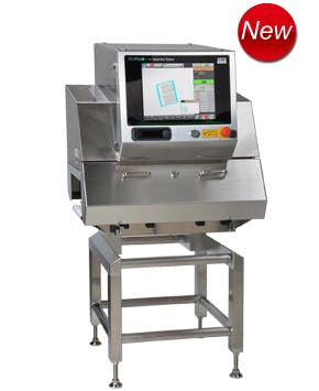 Anritsu Inspection - X-Ray - the NEW XR75 X-ray machine sold by Package Devices LLC