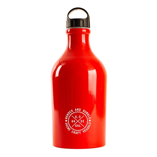 Shine Vessel Beer Growler Growler sold by Shine Craft Vessel Co.