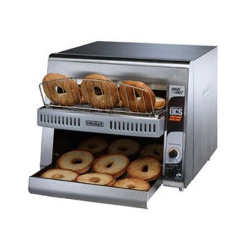 Star Manufacturing QCS3-1600B Bagel Conveyor Toaster 1600 Bagel Halves per Hour 208v Commercial toaster sold by Mission Restaurant Supply