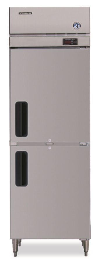 Hoshizaki RFH1-SSB-HS Dual Temp Refrigerator / Freezer Unit (9.1 / 10.5 cu ft) - sold by pizzaovens.com