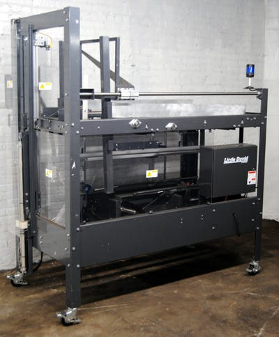 LOVESHAW MODEL CF20T CASE ERECTOR Case sealer/taper sold by Union Standard Equipment Co