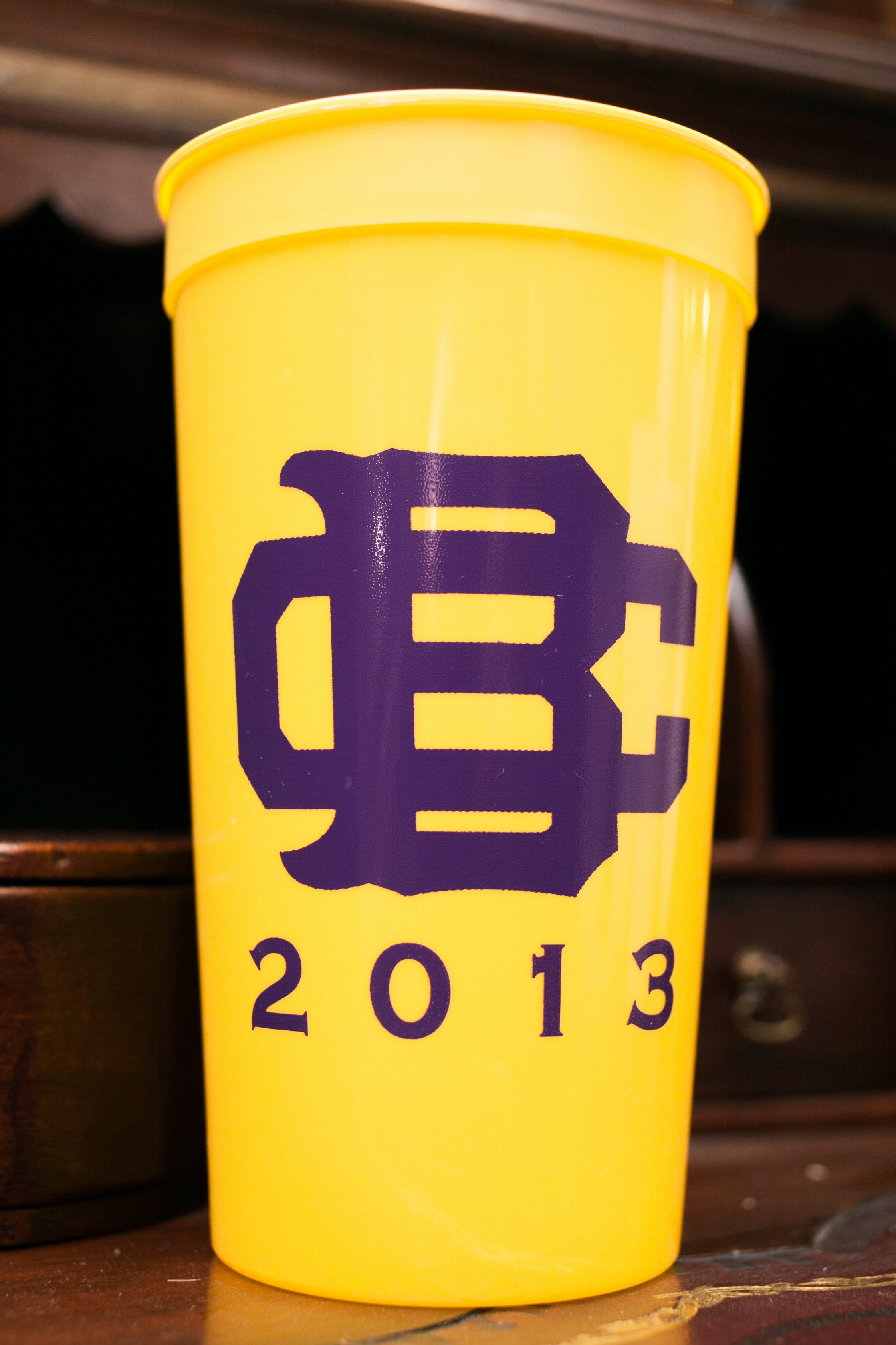 32 oz. Custom Disposable Sturdy Stadium Plastic Cups Disposable cup sold by Cup of Arms