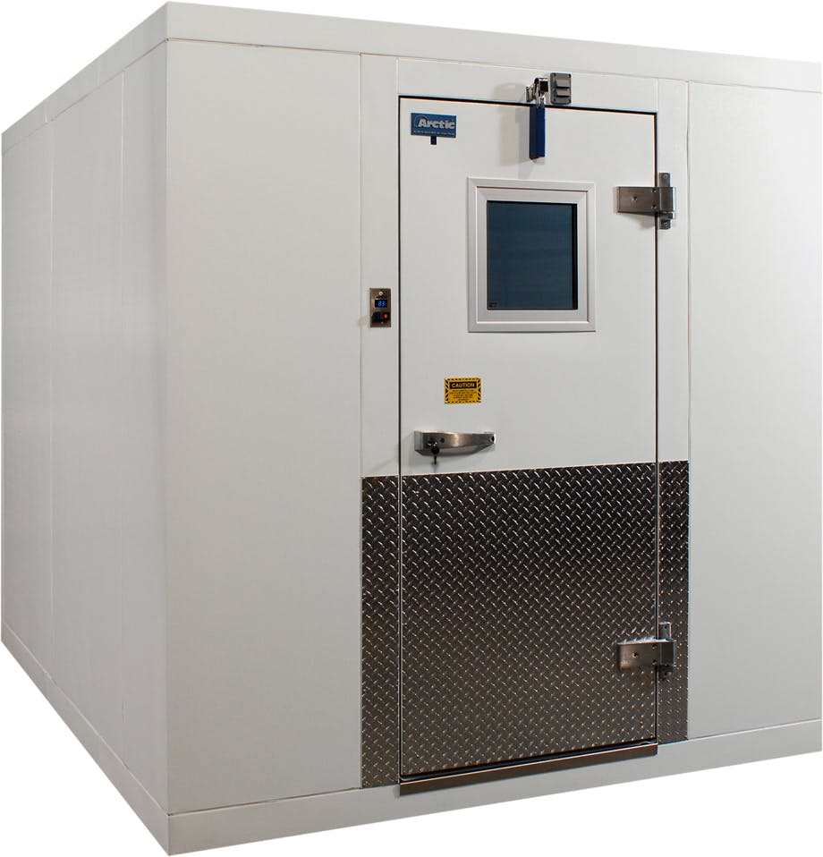 Series 3000 Walk in cooler sold by Arctic Industries