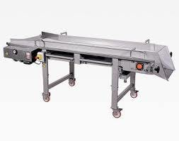 CMA Belt Sorting Table Grape sorting table sold by Prospero Equipment Corp.