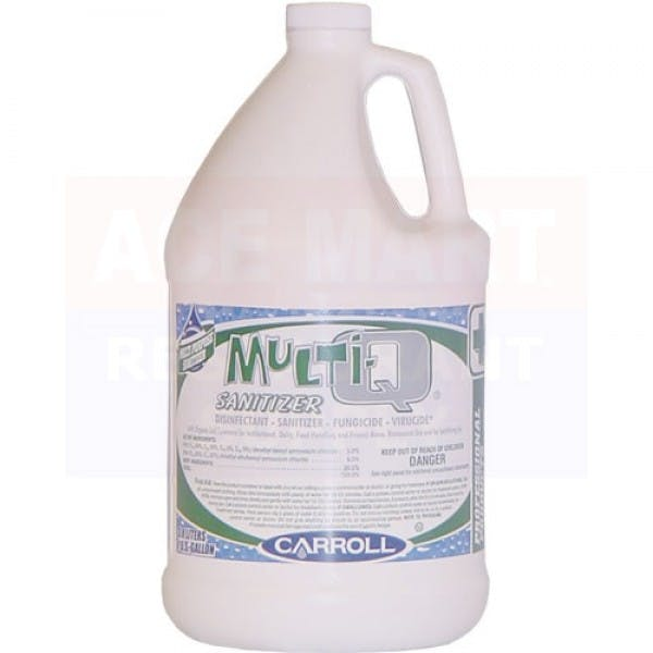 Multi-Q Sanitizer/Disinfectant