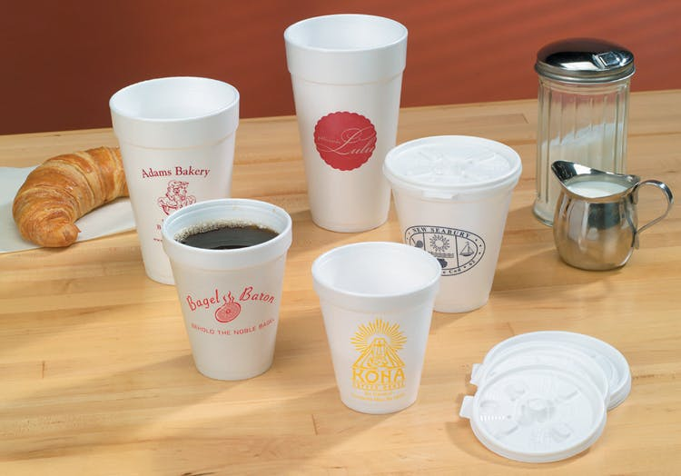 Plastic and Paper Cups - sold by The Packaging Source, Inc.