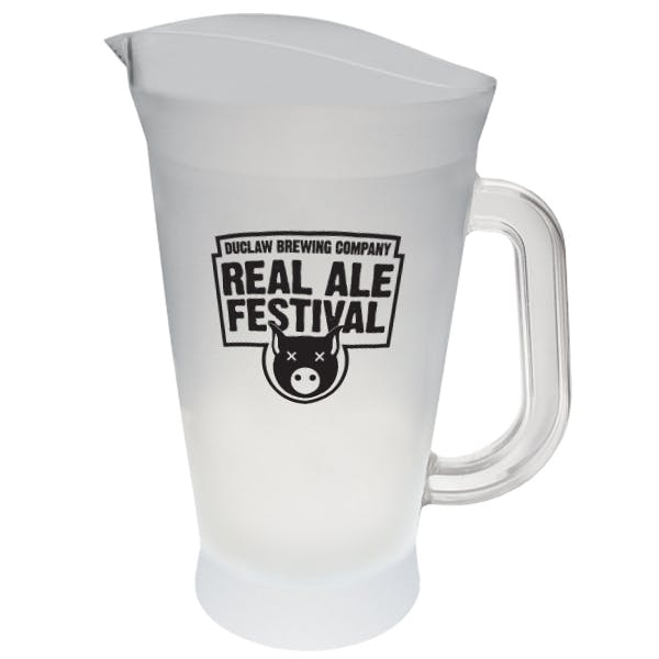 60 oz Beer Pitcher Beer pitcher sold by MicrobrewMarketing.com