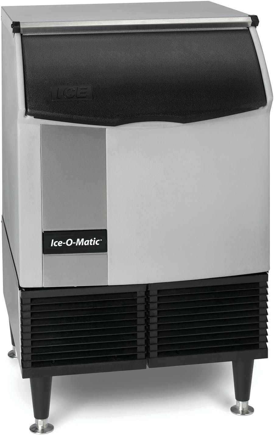 Iceomatic ICEU220HA Undercounter Half Cube Ice Maker - 238-lbs/day, Air Cooled, 115v. Built-In Bin Ice machine sold by TheRDStore.com