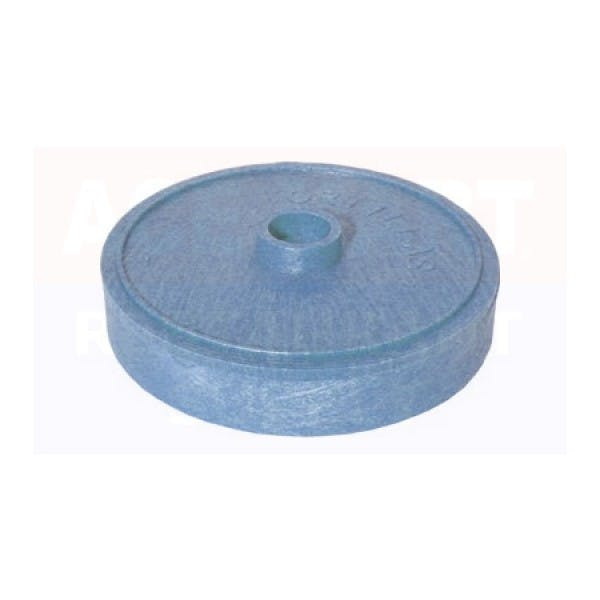 "7"" Blue Plastic Tortilla Holder"