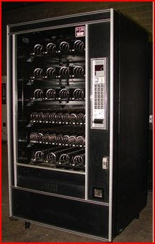 Refurbished AP7000 Snack Vending Machine Vending machine sold by MEGAvending.com