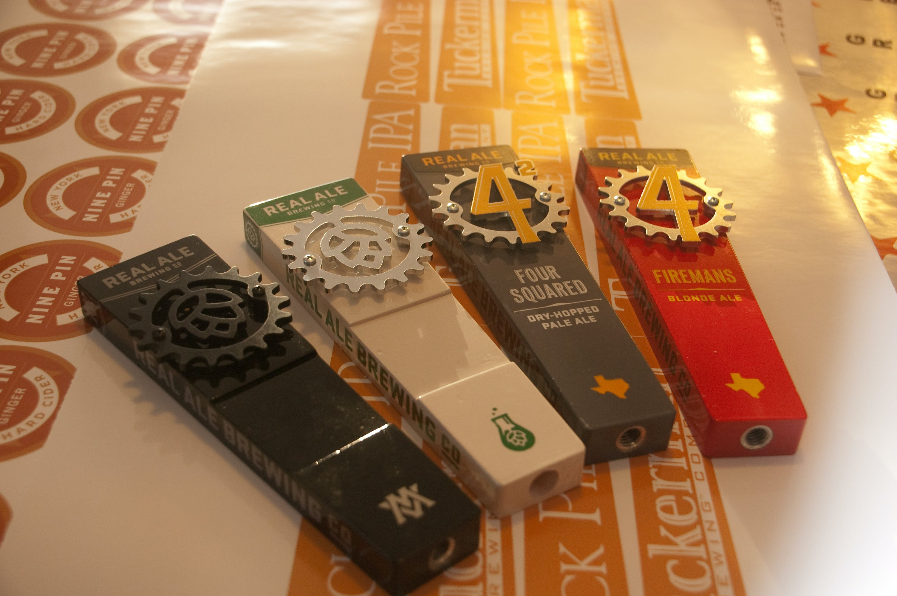 Tap Handles Tap handle sold by Green Mountain Taps