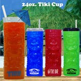 Tiki Cup Plastic cup sold by 1 Custom Promotions